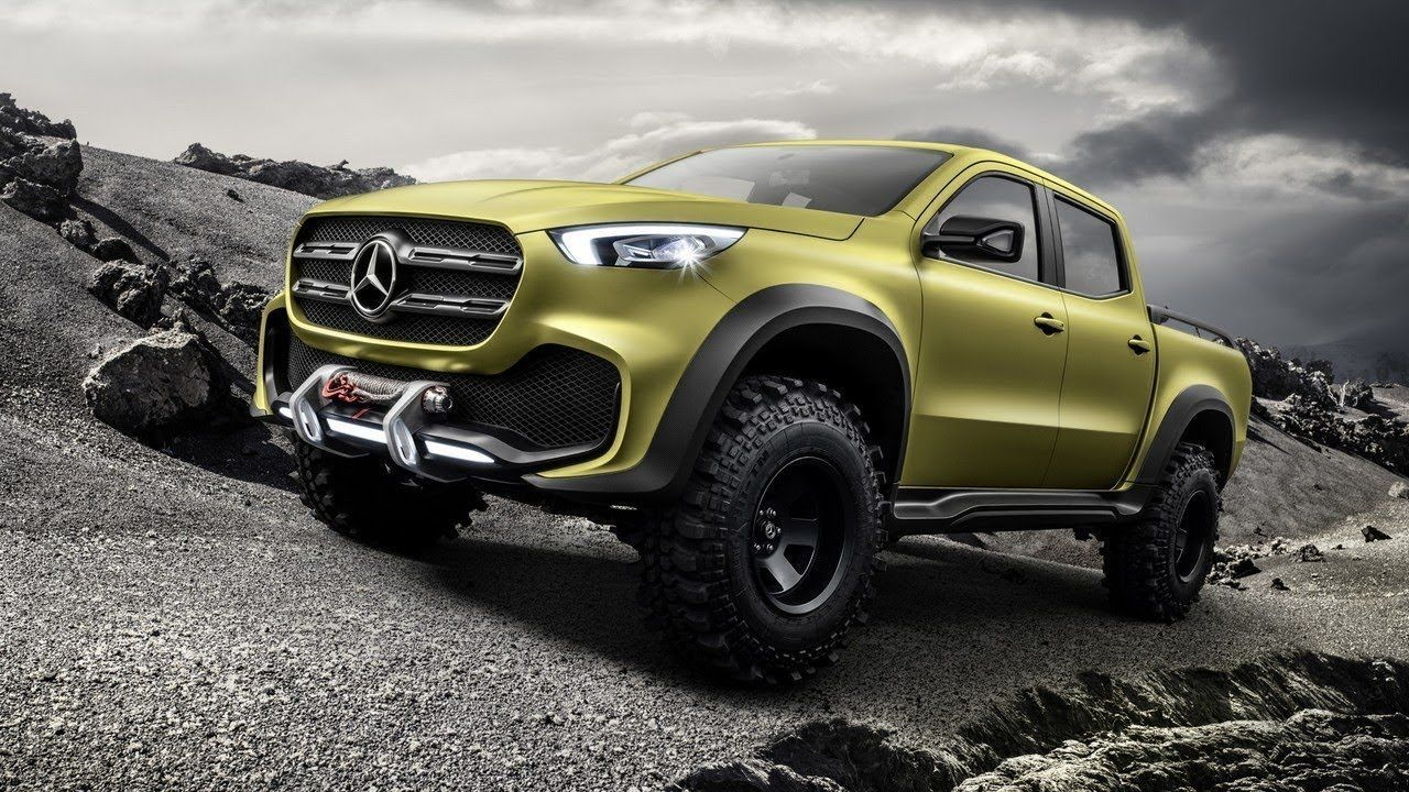 2020 Mercedes Truck Configurations With Images Mercedes Truck