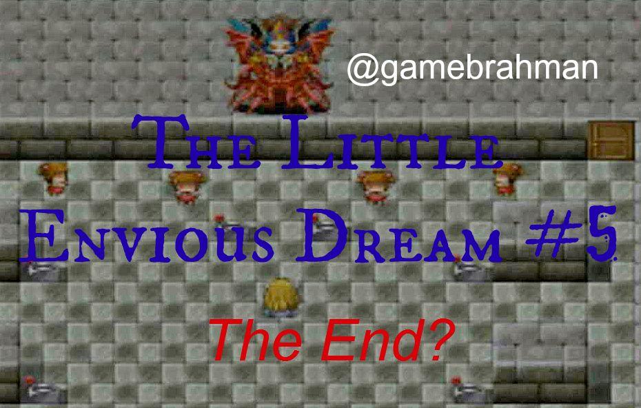 The ending of the game - youtube.com/user/gamebrahman