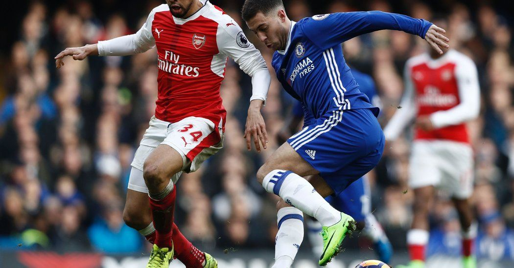 On Soccer: Chelsea Nears A Championship By Excelling At