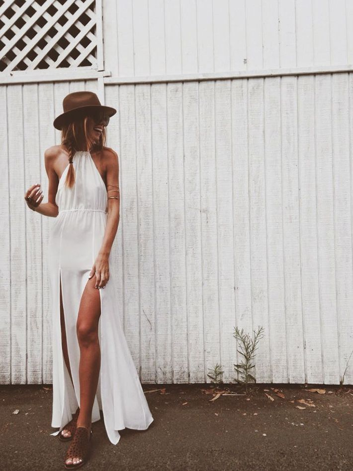 Boho Maxi Dresses Inspiration streetstyle7