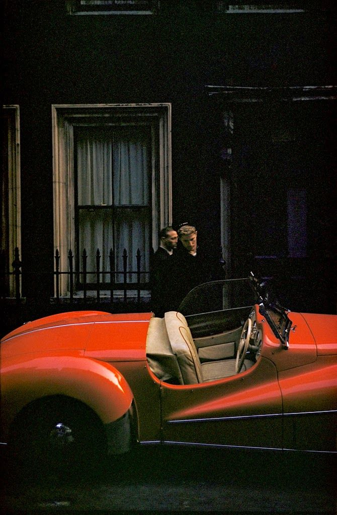 1953-UK--vintage everyday: Daily Life in the 1950s Through 32 Beautiful Color Pictures