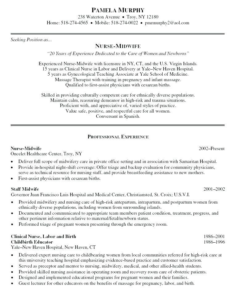 resume examples varied experience    resumeexamples