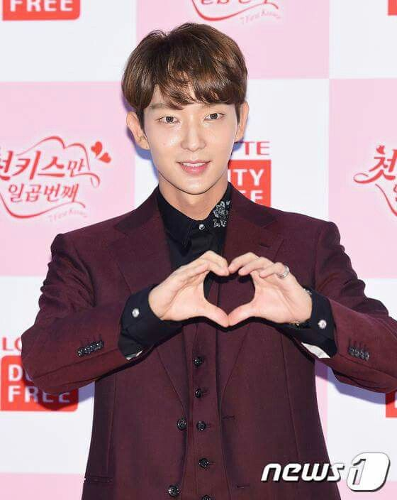 Press Conference For Lotte Duty Free Web Drama 7 First Kisses 첫