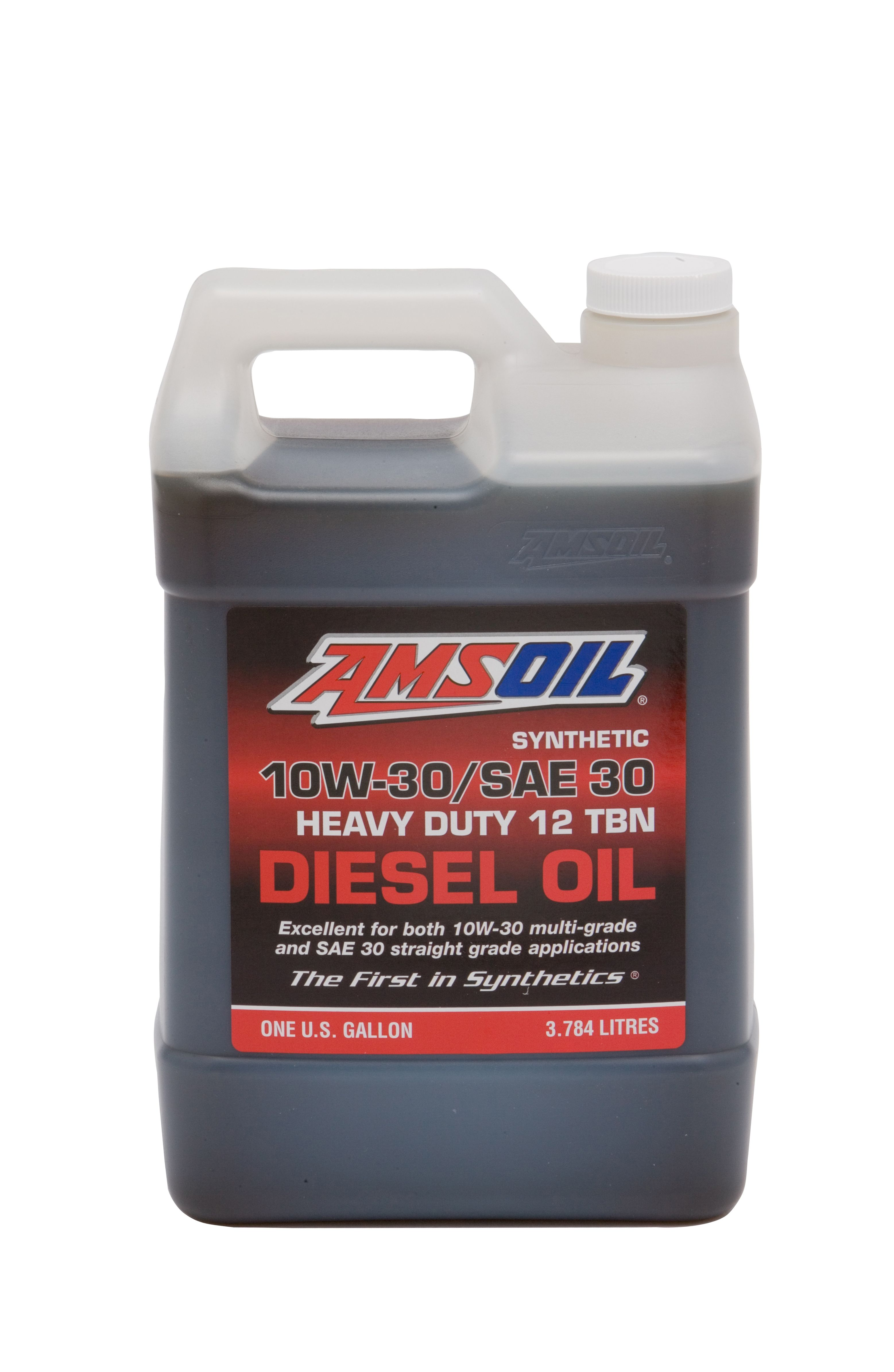 Amsoil Synthetic Sae 10w 30 Heavy Duty Motor Oil Outperforms Conventional Sel Oils Exceeds Both Multi Grade And Straight