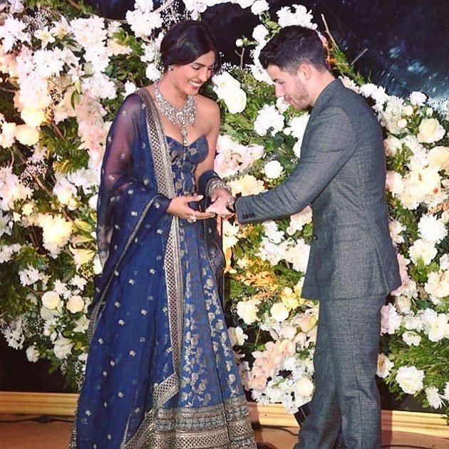 White Wedding Dress Mumbai: Priyanka Chopra Wedding