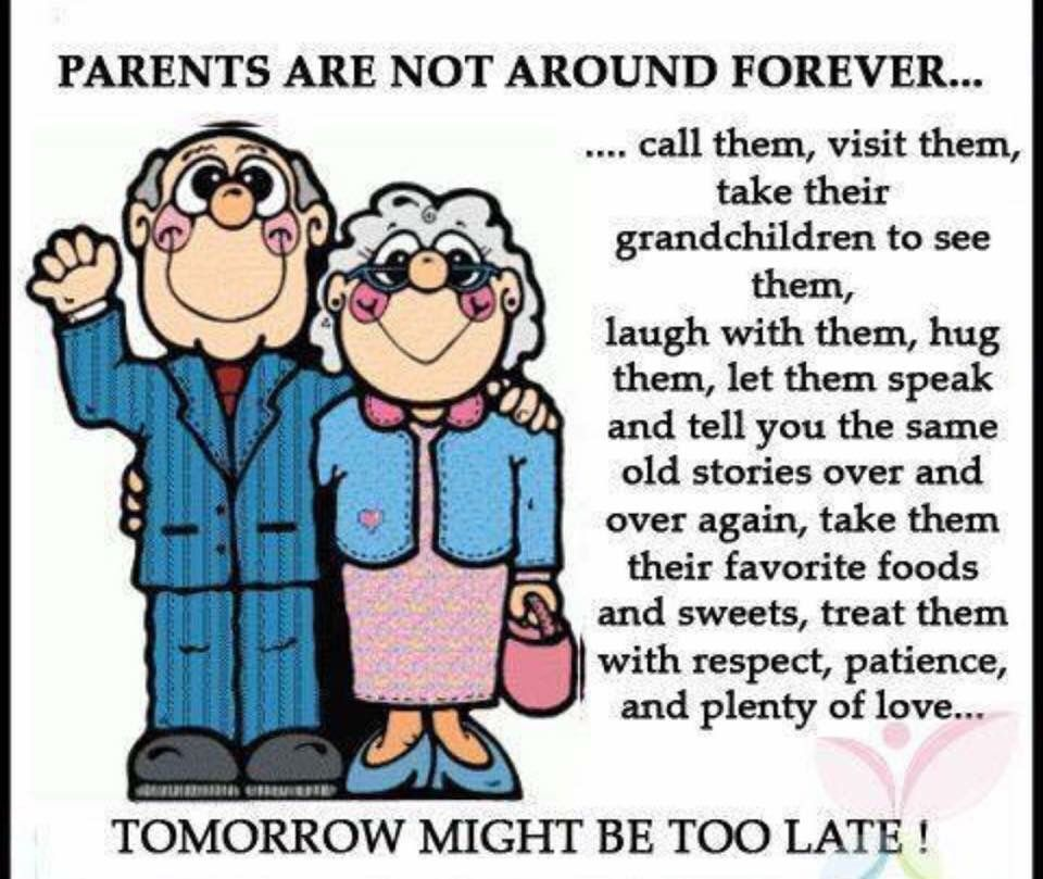 Getting Older Has Its Perks Love Your Parents Parenting Quotes Family Quotes