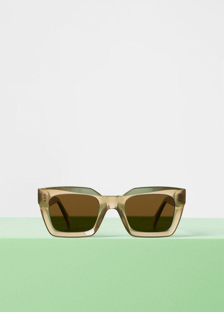 adcde00fe0 Kate Sunglasses in Acetate - Céline