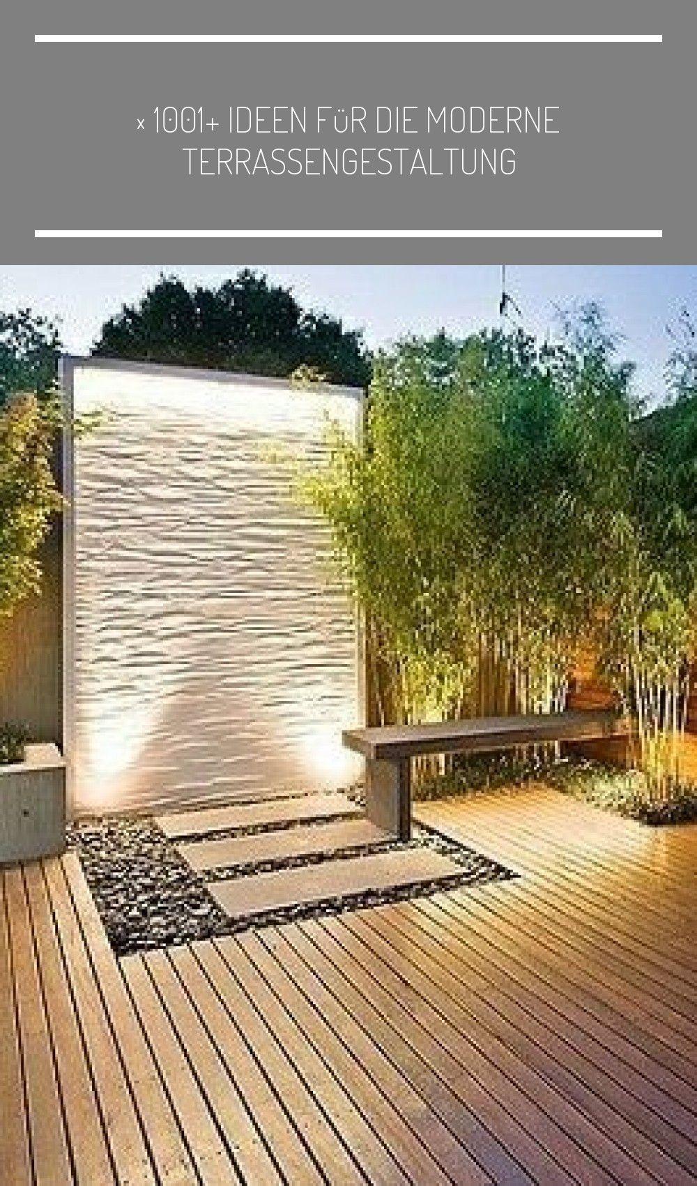 1001 Ideen Fur Die Moderne In 2020 Garden Wall Decor