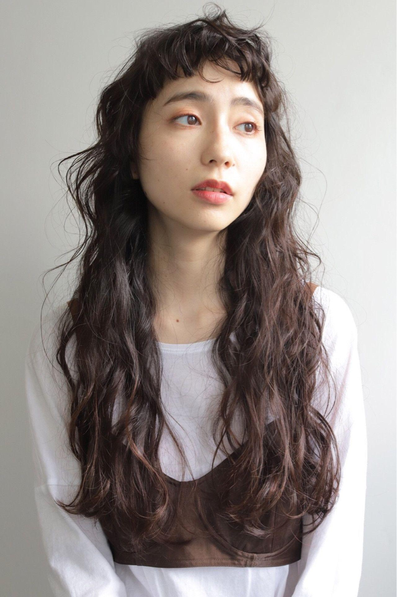 ボード ロングヘア Long Hair のピン