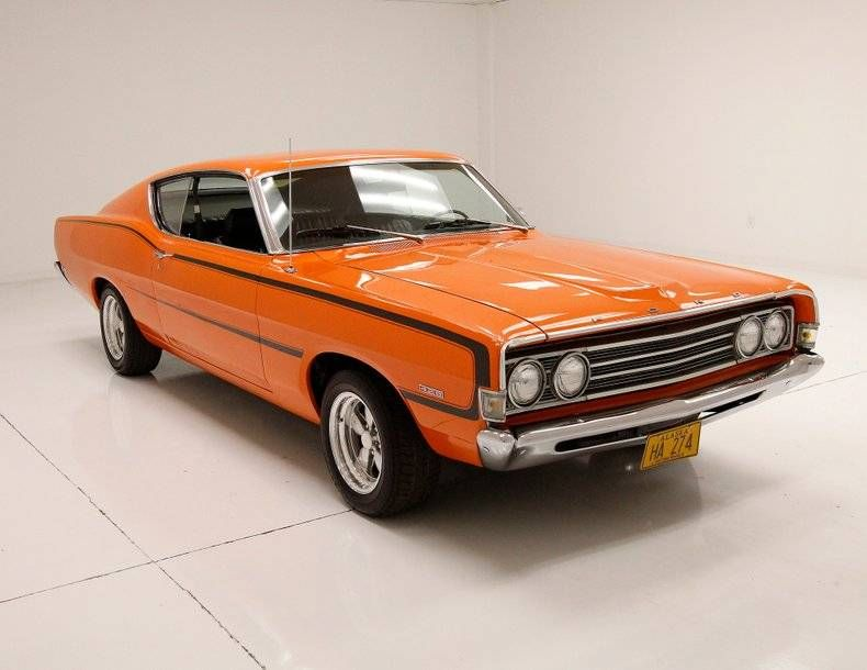 1969 Ford Torino For Sale 2207186 Hemmings Motor News Ford