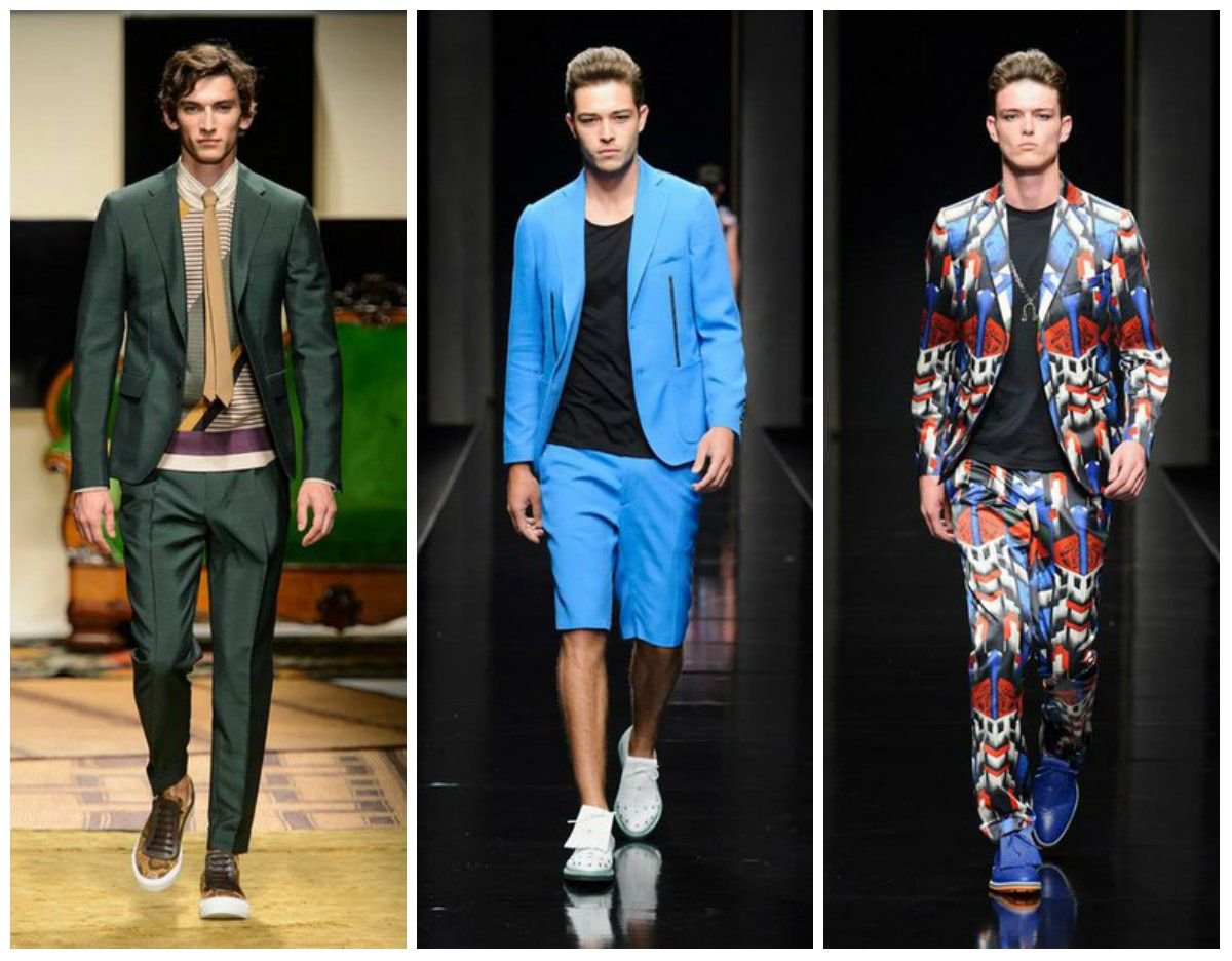 Fashion Clothes For Men Spring Summer 2016 Video Dress