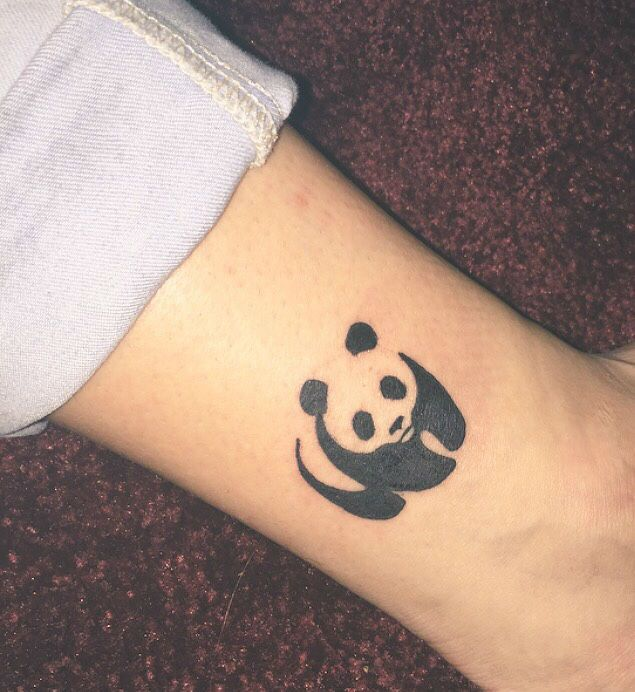 7dbd69117 23 Awesome Panda Tattoos | tattoo ❤ | Tattoos, Girl tattoos, Bull ...