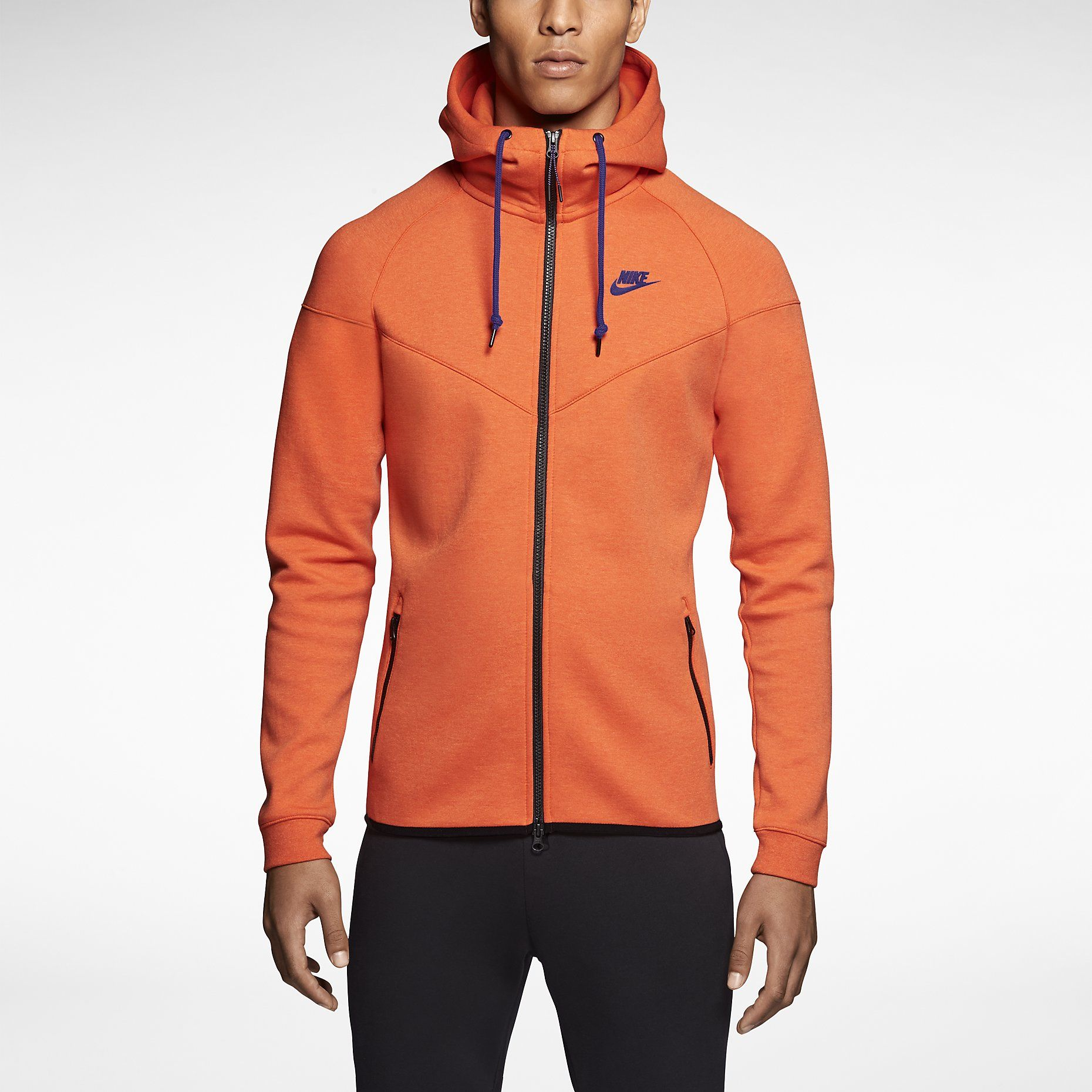 get new fashion styles the latest Nike Tech Windrunner – Sweat à capuche pour Homme. Nike ...