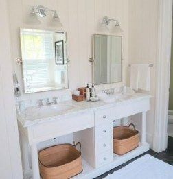 Vertical Wall Paneling Bathroom 36 Ideas In 2020 Pottery