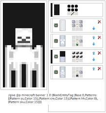 Crafting Recipes Minecraft Banner Minecraft 9