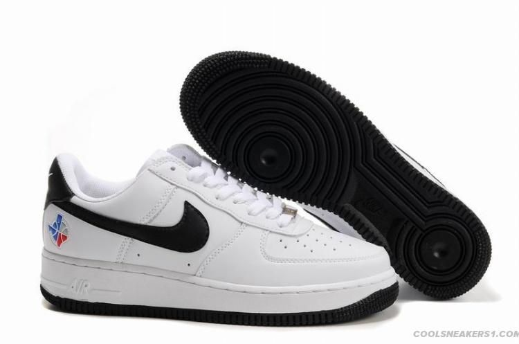 Nike Air Force 1 Low All Star Jade White Black  ad9dc65a2