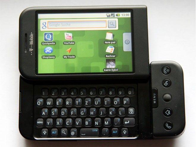 Cinco años del nacimiento de #Android.
