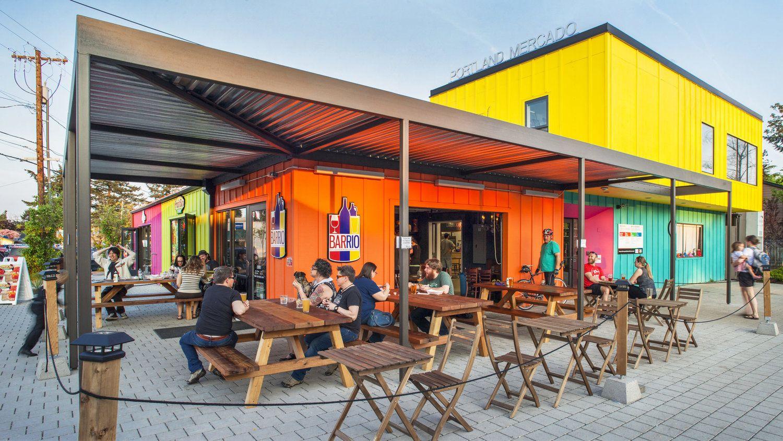 Image result for mercado portland oregon travel food