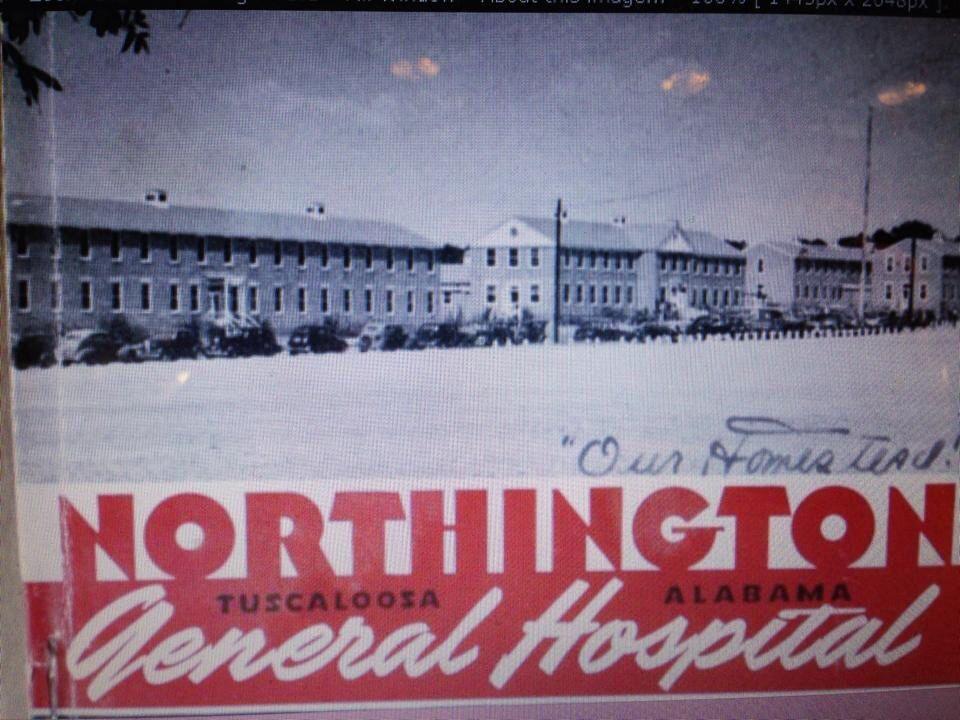 Northington Hospital Tuscaloosa Alabama Tuscaloosa Alabama