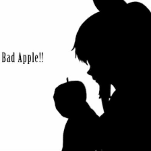 バッド アップル カラオケ