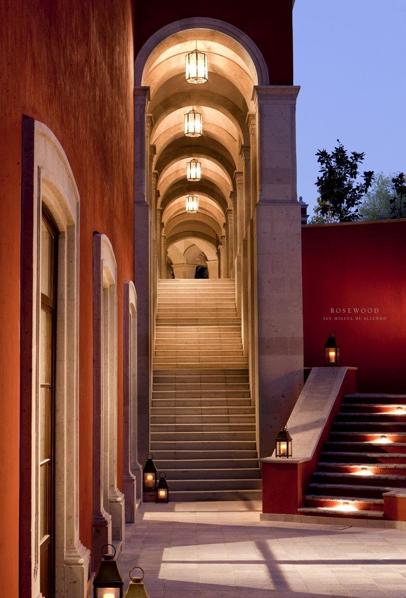 Escaleras monumentales- Anfiteatro
