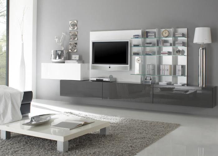 Hervorragend Wohnzimmer Weiß Grau: Wohnzimmer In Grau Imghome De,Interior