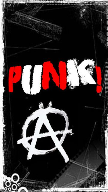 Punk Wallpaper Wallpaper Cool Backgrounds Anarchy
