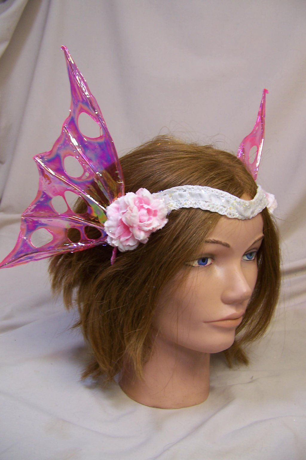 pink fairy crown by AmandaKathryn.deviantart.com on @DeviantArt