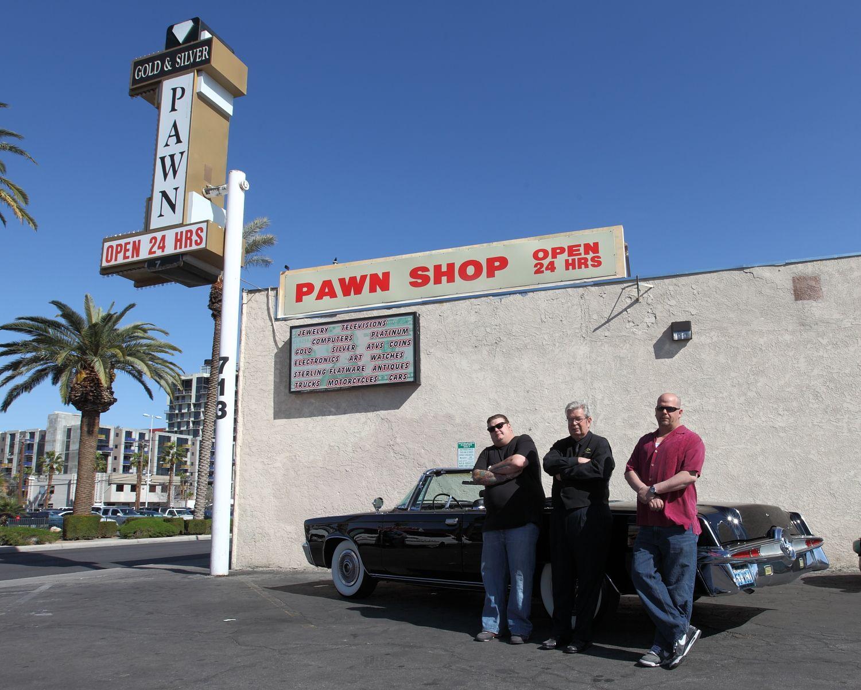 Roberta LaRocca Las Vegas • Sneak a peak of Rick Harrison ...
