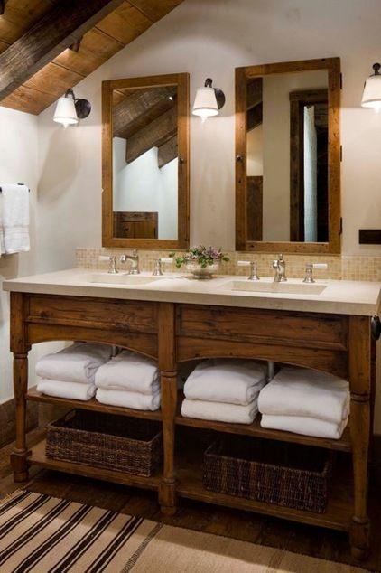 Aprobechar espacios!!! | cuartos de bany en 2018 | Pinterest | Baños ...