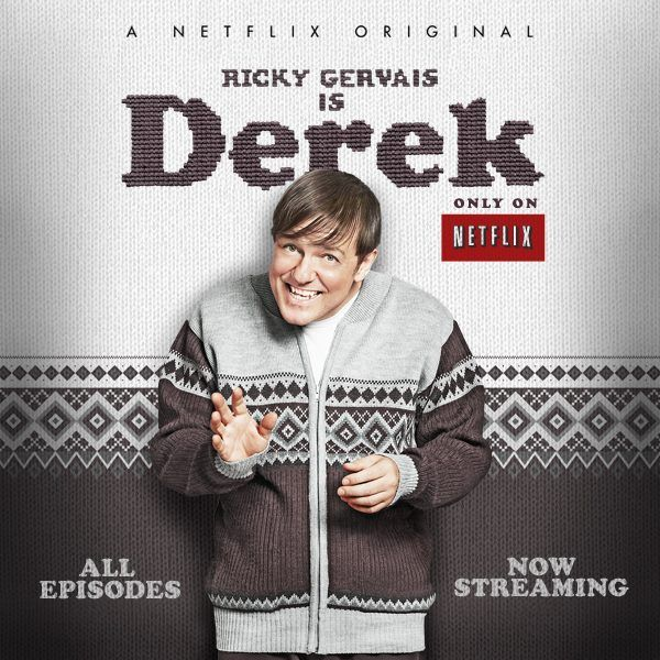 Yes. I'm terribly in want of his sweater. Derek, I loves you.