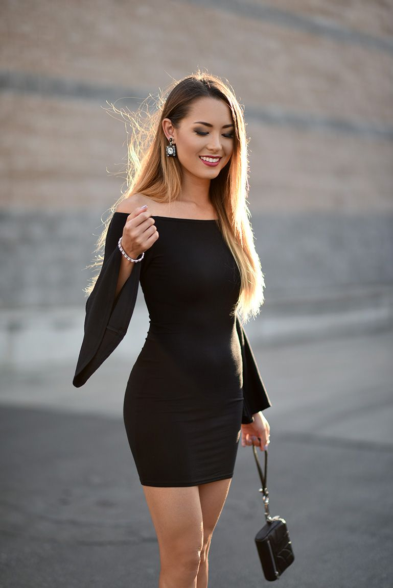 Happens. can hot sexy women black dress properties leaves