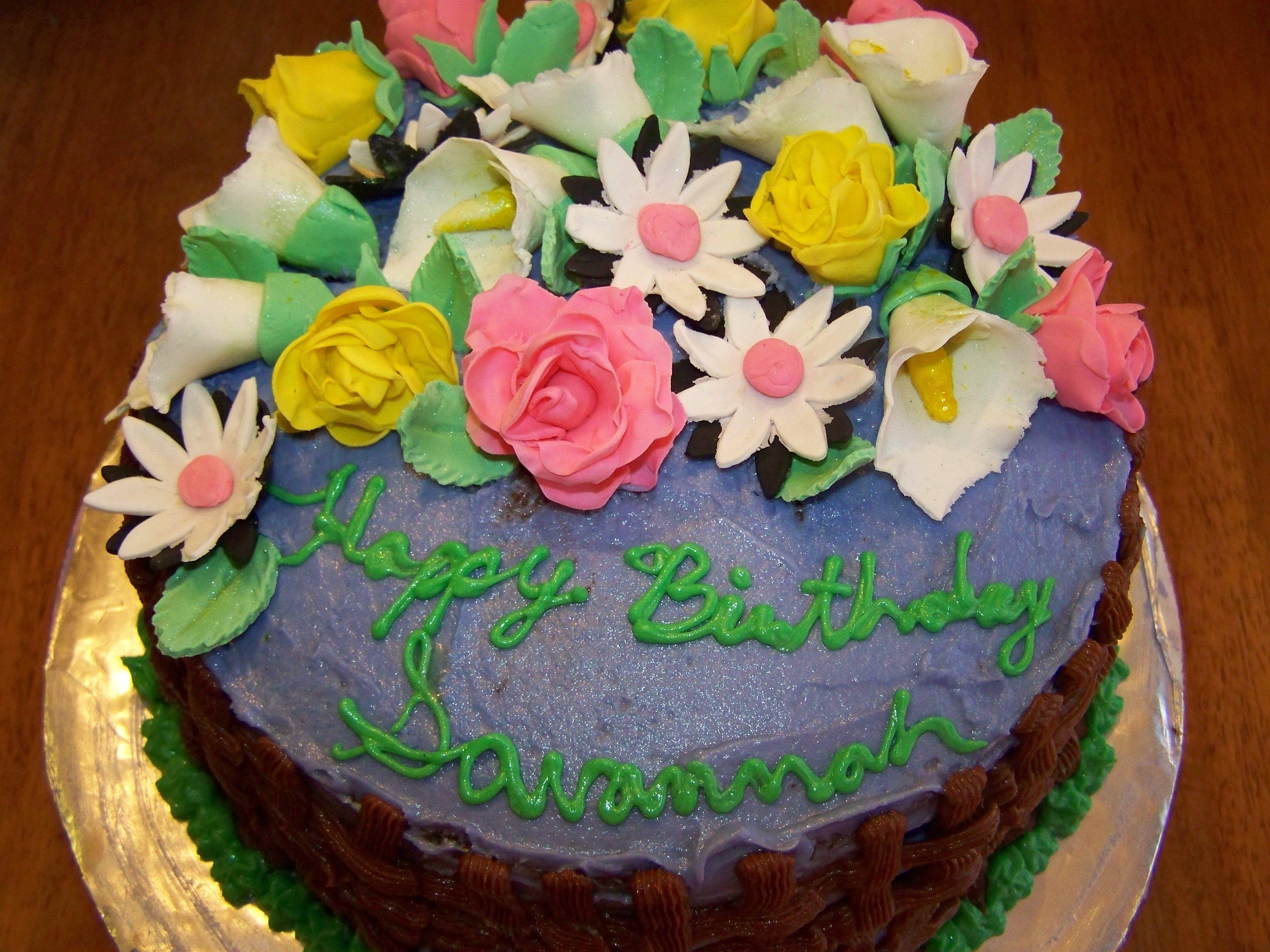 My 18th Birthday Cake Yes I Make Own Cakes