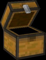 Minecraft Treasure Chest Google Search Minecraft Party Chest Treasure Chest
