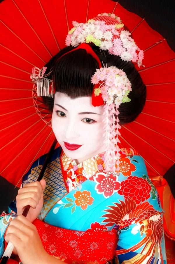 how to style doll hair geisha pictures pics images and photos for your 9554
