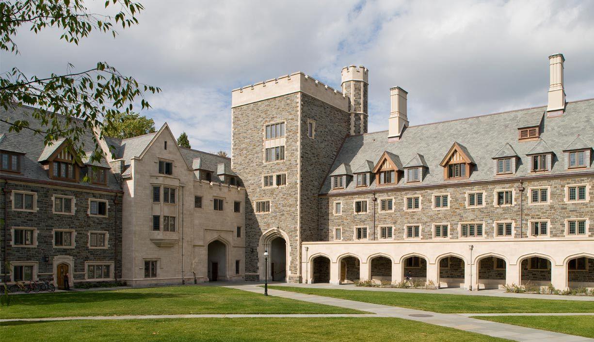 Whitman College Academic Projects Porphyrios