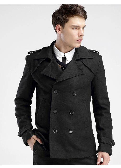 Pea Coat | Men's Fashion | Pinterest | Coats, Photos and Pea coat