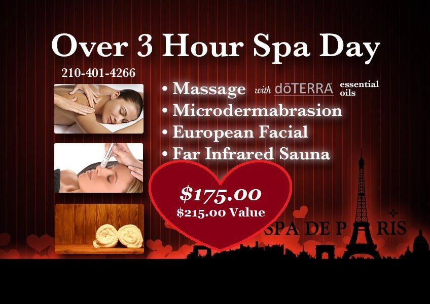 Enjoy to book an appointment online or call 2104014266