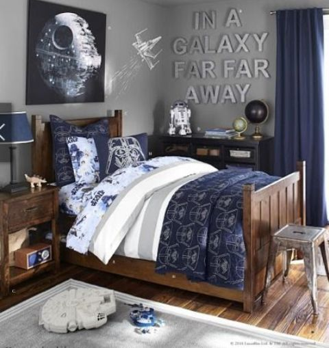 Inspiration For Boys Room