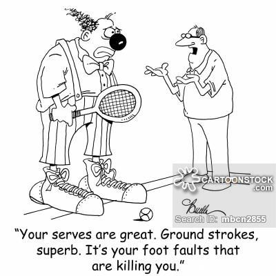 Tennis Cartoons And Comics Tennis Funny Tennis Pictures Tennis