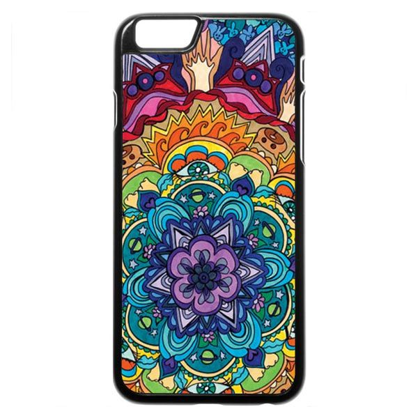 psychedelic iphone 7 case