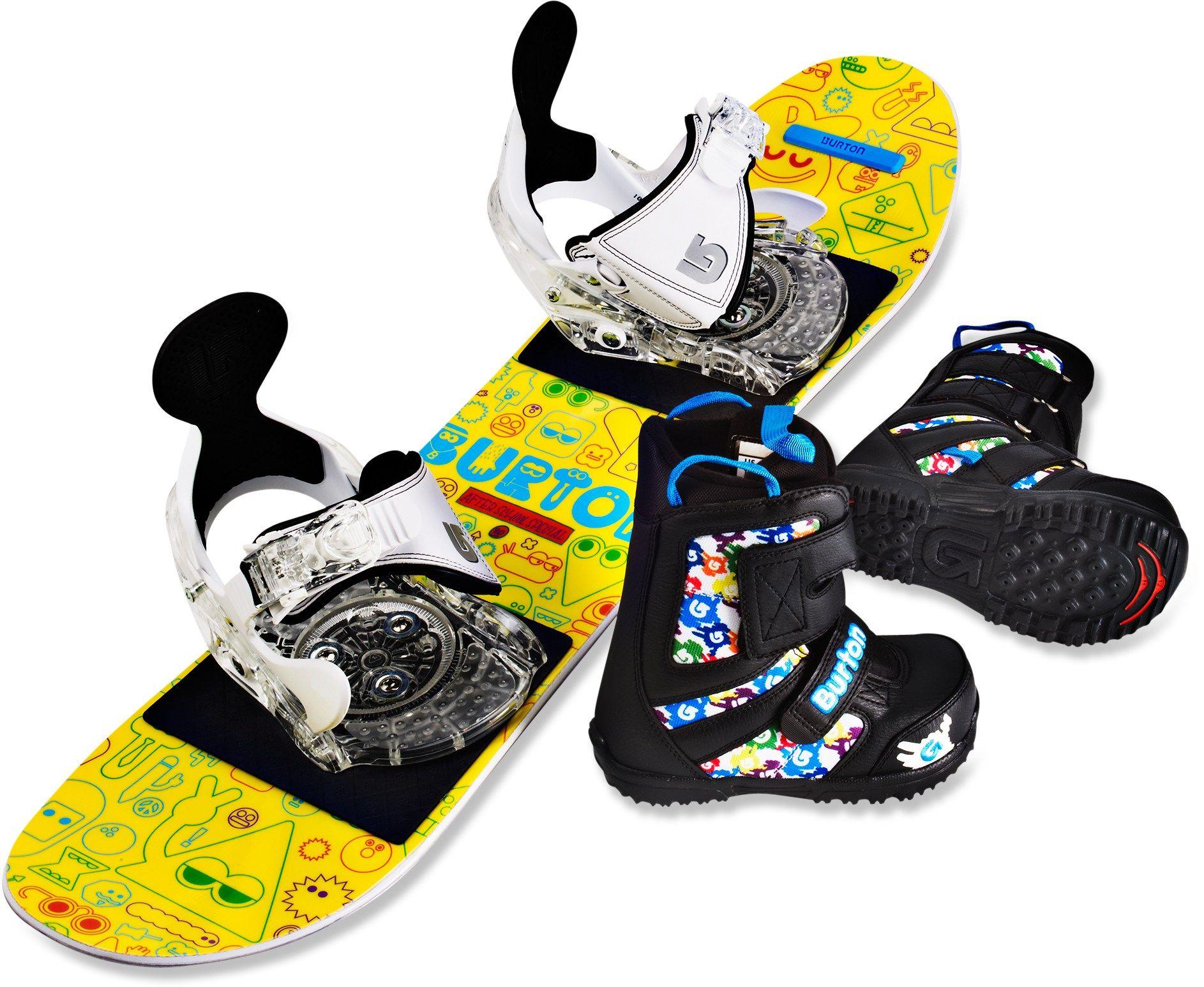 Burton After School Special Snowboard Package - Kids ...