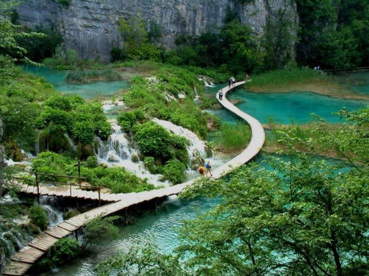 plitvice lakes, croatia | Plitvice Lakes, Croatia