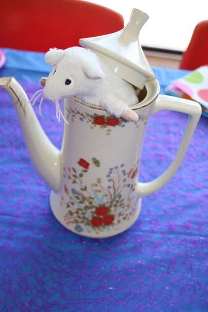 """Photo 5 of 40: Alice in Wonderland, Mad Tea Party / Birthday """"Down the Rabbit Hole"""" 