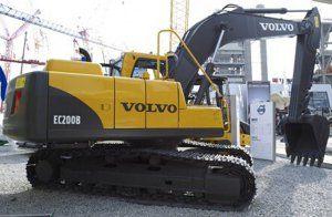 Volvo Ec200b Excavator Service Repair Manual Volvo Excavator Repair Manuals