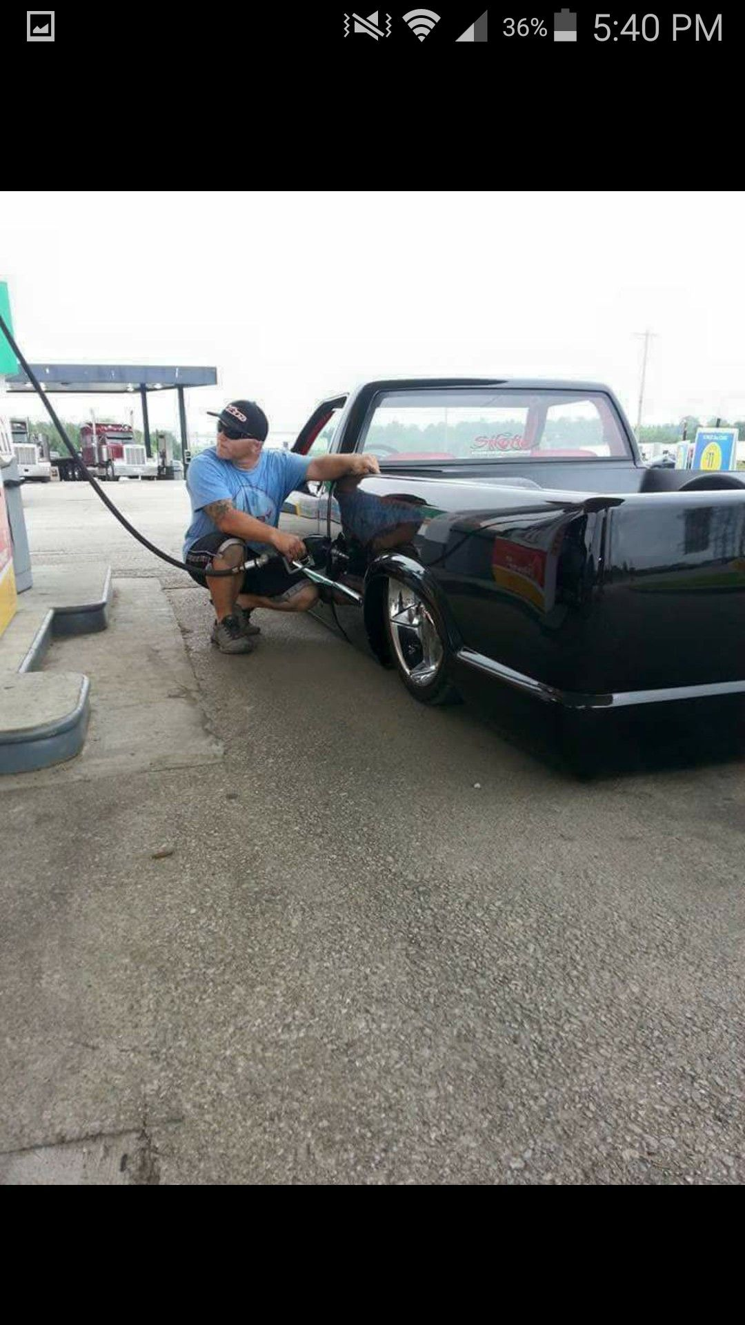 Mini Trucks S Slammed Chevy Motorcycles Motorbikes Biking Motors