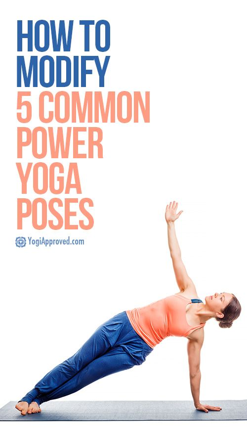 How to modify 5 common power yoga poses pinterest power yoga how to modify 5 common power yoga poses pinterest power yoga poses yoga poses and yoga altavistaventures Choice Image