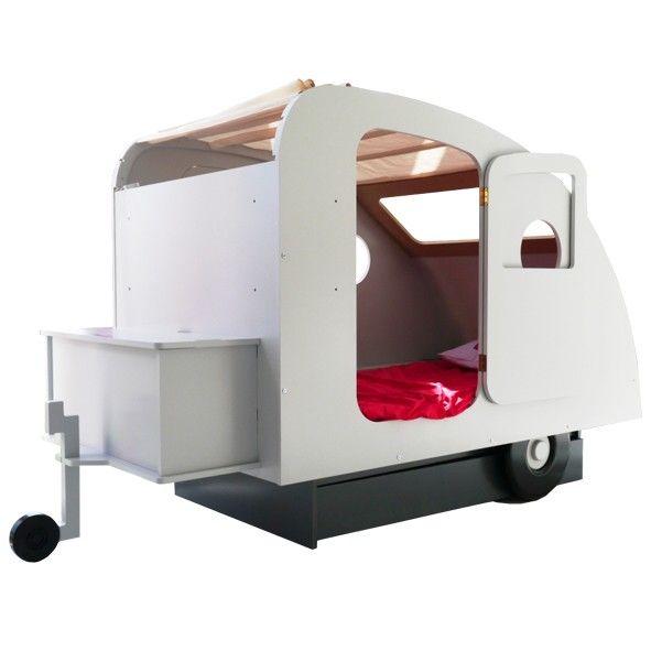 wohnwagen-bett - mathybols caravan | kind | pinterest | ideen