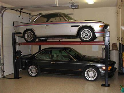 nice garage bmw classics pinterest bmw cars and bmw e24