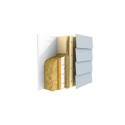 Roxul Is Insulated Sheathing Board For Basement And Exterior Wall Applications The Home Depot Canada Updating House Sheathing Home Depot